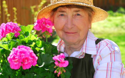 Gardening Tips for Seniors